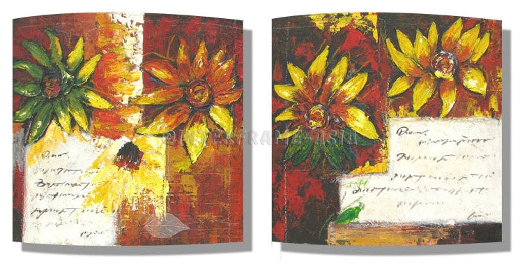RD-8224D--RD-8225D-16X16 - Painting On Canvas at INTERFRAME-ASIA