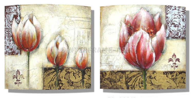 RD-8227D--RD-8226D-16X16 - Painting On Canvas at INTERFRAME-ASIA