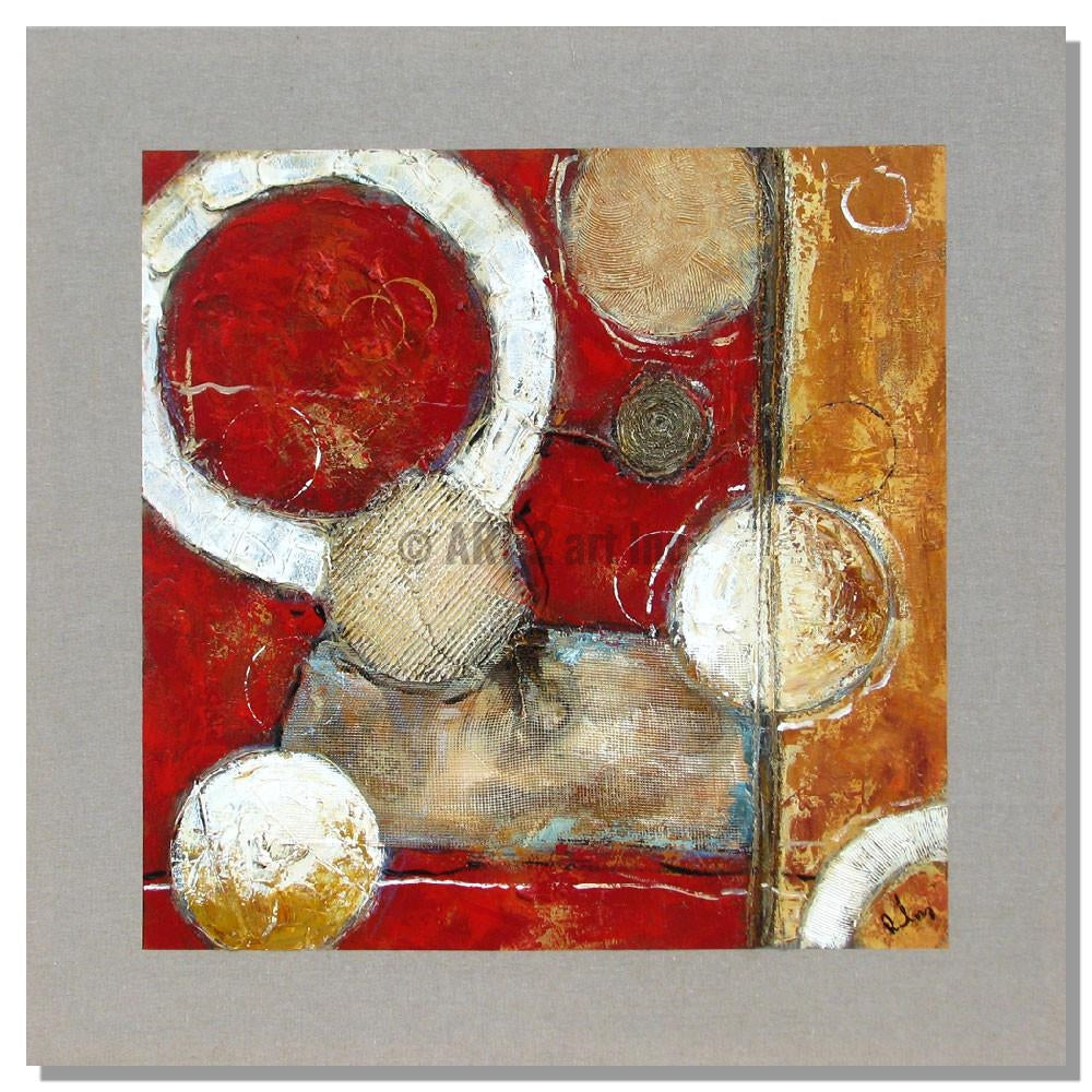 RD-8903 - Painting On Canvas at INTERFRAME-ASIA