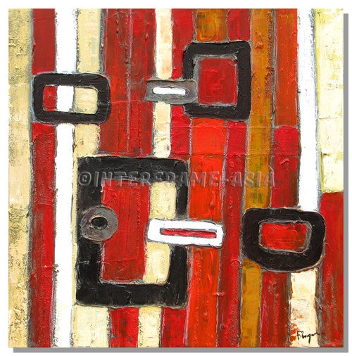 RD-8913T - Painting On Canvas at INTERFRAME-ASIA