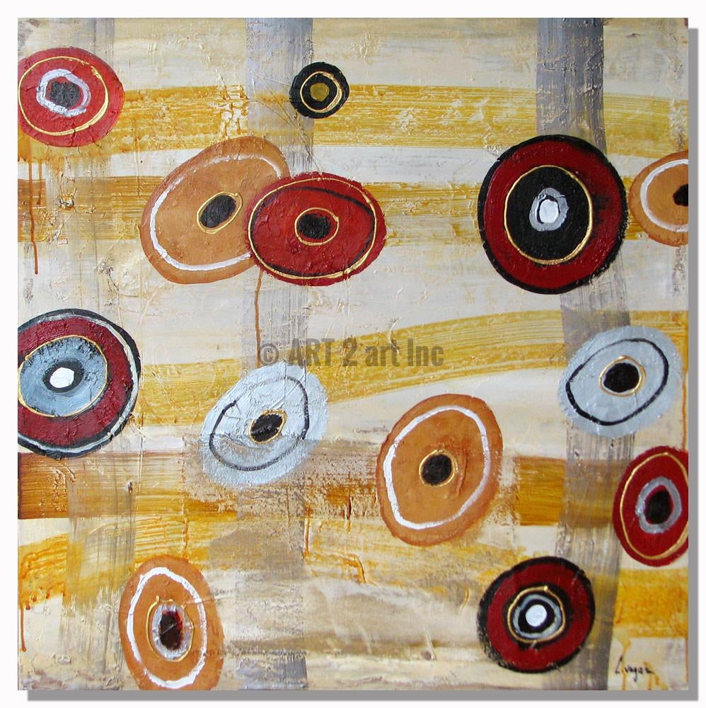 RD-8931T - Painting On Canvas at INTERFRAME-ASIA