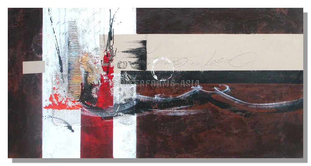 RD-8964T-60X120 - Painting On Canvas at INTERFRAME-ASIA