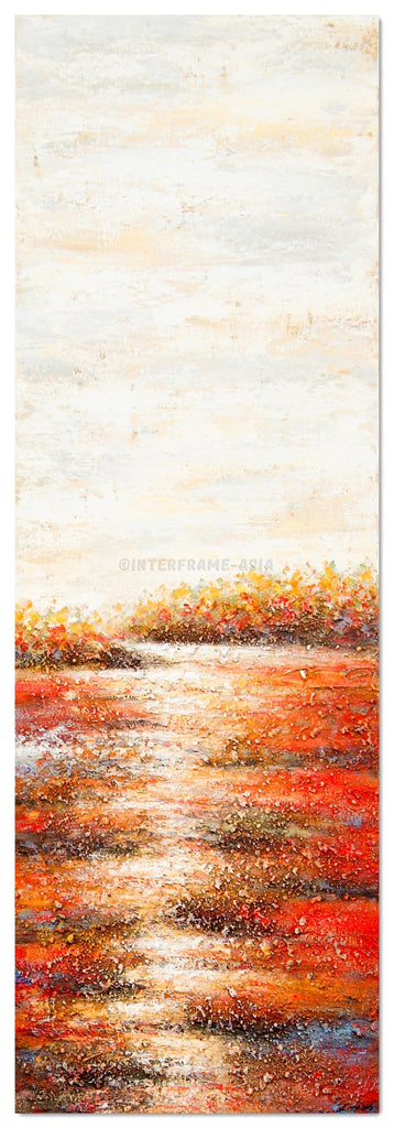 RD-8971- - Painting On Canvas at INTERFRAME-ASIA
