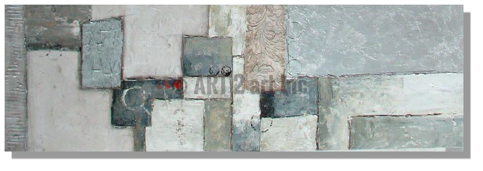 RD-9010T-22X72 - Painting On Canvas at INTERFRAME-ASIA