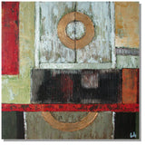 RD-9081_32X32 - Painting On Canvas at INTERFRAME-ASIA
