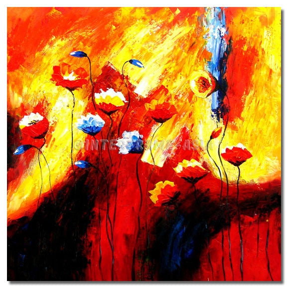 SP-018407 - Painting On Canvas at INTERFRAME-ASIA