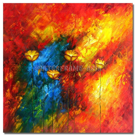 TD-194106 - Painting On Canvas at INTERFRAME-ASIA