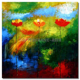 TD-2100 - Painting On Canvas at INTERFRAME-ASIA