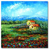 TD-213106 - Painting On Canvas at INTERFRAME-ASIA