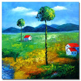 TD-226406 - Painting On Canvas at INTERFRAME-ASIA