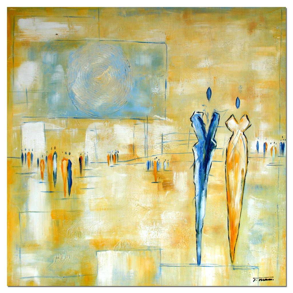 TS_3464_77 - Painting On Canvas at INTERFRAME-ASIA