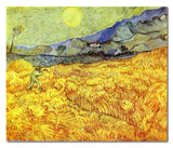 Wheatfield with Crows - Painting On Canvas at INTERFRAME-ASIA