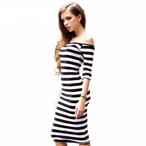 cf0b087e33ae8 Sale 2017 Bandage Women Dress Sexy Knee Length Female Bodycon Clothing  Clothes Vestidos Vestido De Plus Big