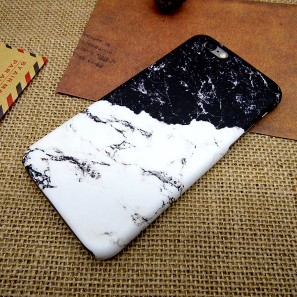 2017 New Design Granite Stitching Marble Stone image Painted Soft TPU Case for iphone 5s 5 SE 6 6s 6plus 7 7 plus  Phone Case