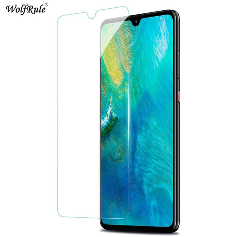 2PCS screen protector Huawei P Smart 2019 Glass P Smart 2019 protective film ultrathin for Huawei P Smart 2019 tempered glass [