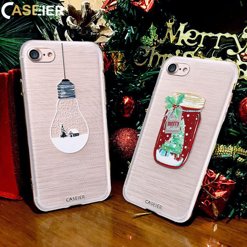christmas iphone 8 case
