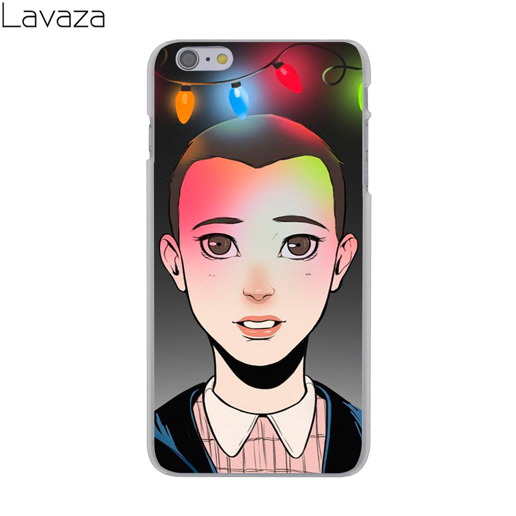 Lavaza Stranger Things tv series Hard Cover Case for Apple iPhone 8 7 6 6S  Plus 5 5S SE 5C 4 4S X 10 Coque Shell