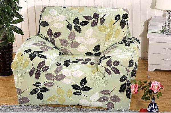 Sectional Couch Covers L-shaped Sofa Cover Elastic Universal Wrap Entire Sofa Slipcover Single/Two/Three/Four-seater Home Decor