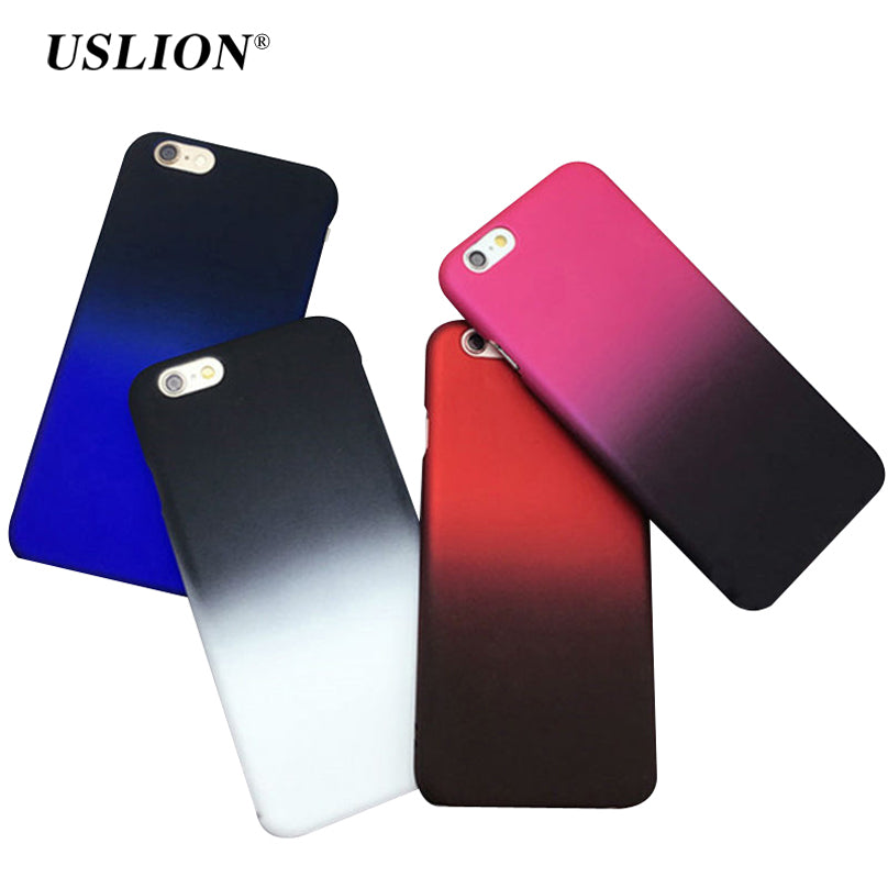 Matte Cover Case For IPhone 6 6s Plus