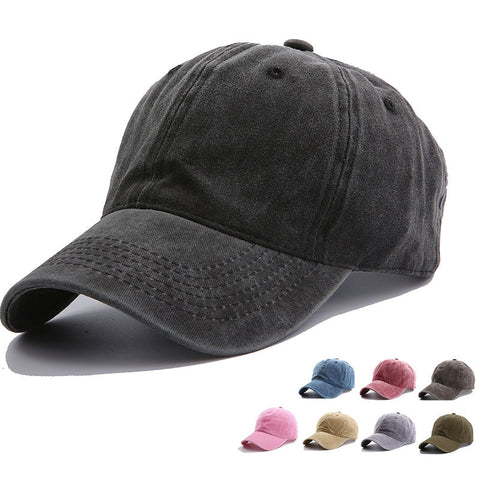 Women Baseball Caps Hats For Men Denim Jeans Band Snapback Caps Casquette Plain Bone Hat Gorras Men Casual Dad Cap Hat