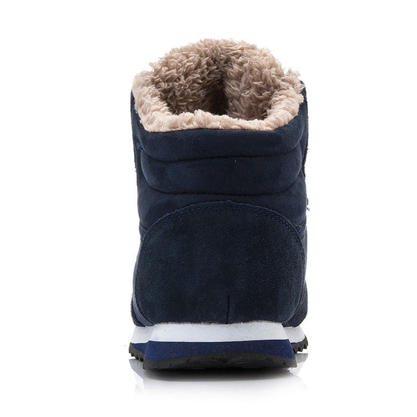 Women Plush Warm Ankle Snow Winter Boots