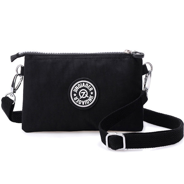 Women Messenger Bags Casual Mini Crossbody Bag For Girls Waterproof Nylon Ladies Handbags