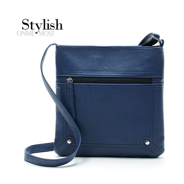 Crossbody Bag Messenger Bags Leather Handbags Bolsos Sac A Main Femme De Marque Fashion Bag