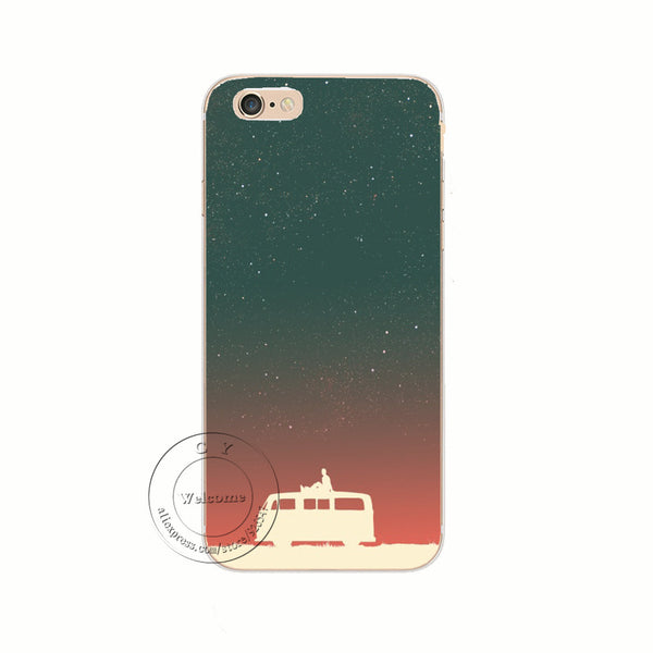 The Ocean The Sea The Wave Designs Hard Plastic Back Case Cover For Apple iPhone 7 7 Plus