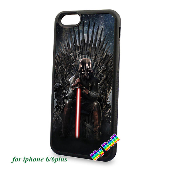 Darth Vader Star Wars Durable Hard Skin Mobile Phone Case For iPhone 7 7 Plus Fashion Cover Case