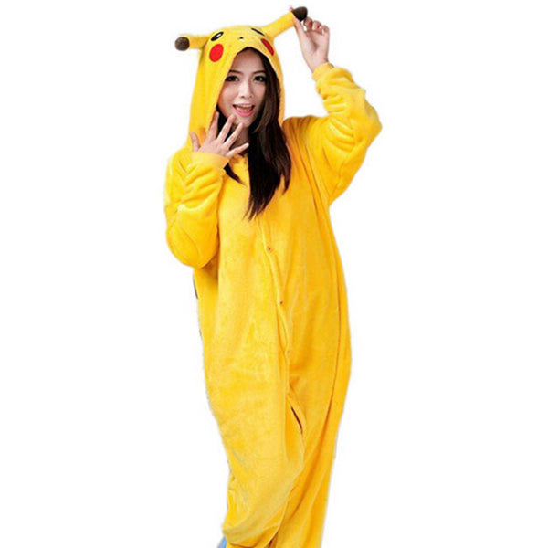 Pokemon Pikachu Cosplay Carnival Halloween Costumes For Women