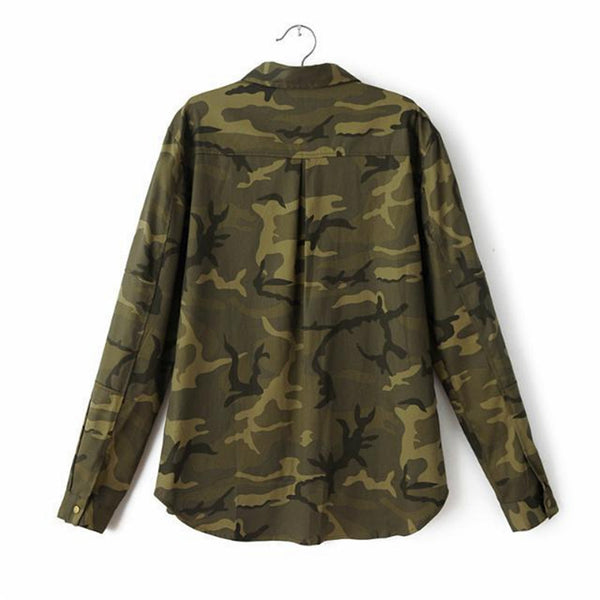 Long Sleeve Chaqueta Militar Mujers Coat Women Green Military Jackets Slim Embroidered Women Jacket