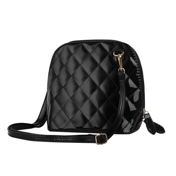Casual Small Plaid Criss-cross Handbags Purse Women Clutch Famous Shoulder Messenger Crossbody Bag
