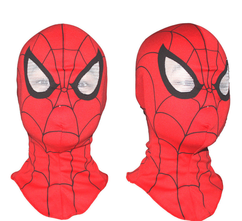 3 Pcs/Lot Spiderman Halloween Cosplay Party Full Head Mask