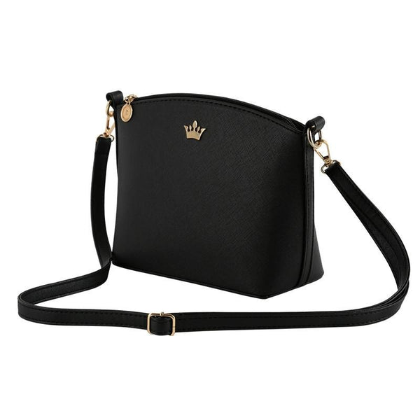 Casual Small Imperial Crown Candy Color Handbags Clutches Crossbody Shoulder Messenger Bags