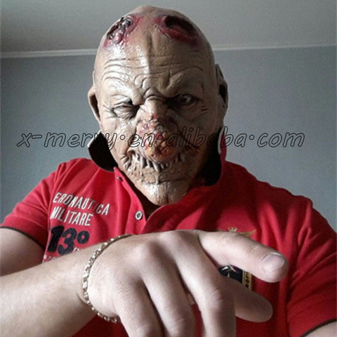 Zombie Latex Bloody Scary Halloween Mask