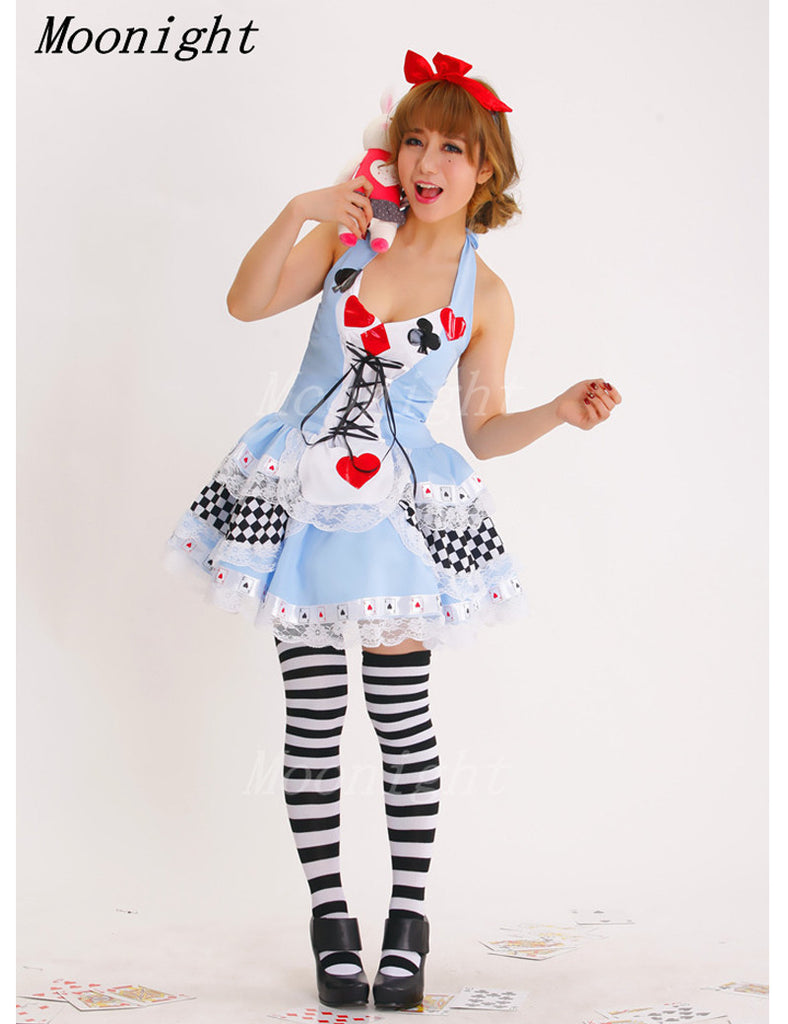 Plus Size Queen Of Hearts Halloween Costumes For Women Alice In Wonderland
