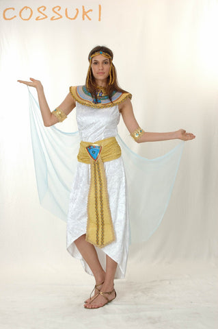 Egyptian Nile Cosplay Halloween Women Costumes For Stage Performance Or Masquerade Party