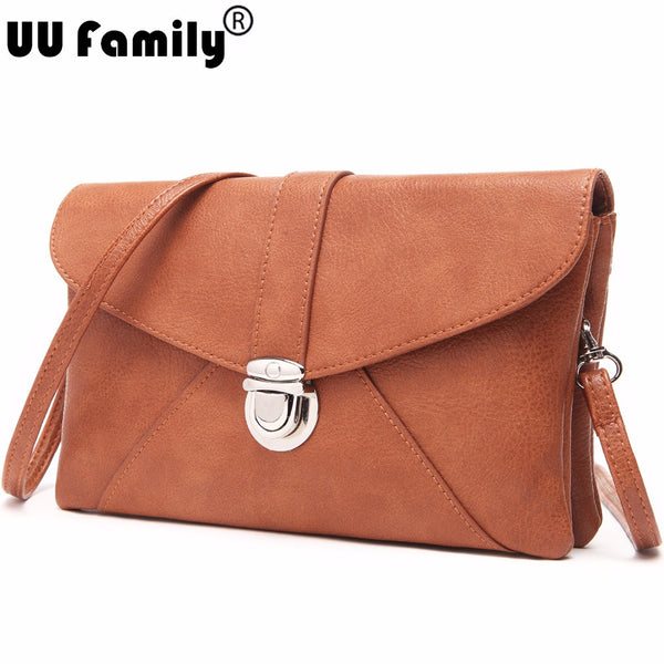 Lychee Grain Bag Women Brown Messenger Should Bags Double Pockets Large Capacity Crossbody