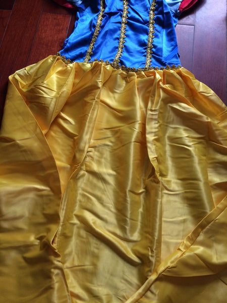 Snow White Cosplay Halloween Costumes For Women