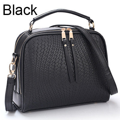Two Zipper Women Crossbody Bag For Women Small Handbags Leather Famous Women  Messenger Shoulder Bag e739d5b527258