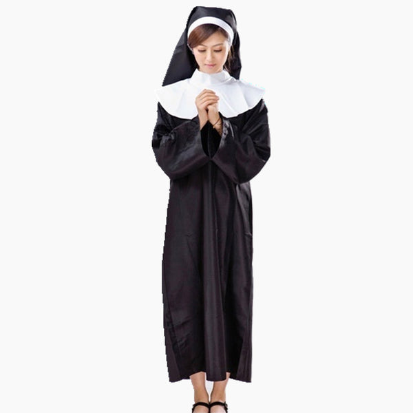 Nun Kit Mother Superior Halloween Costumes For Women
