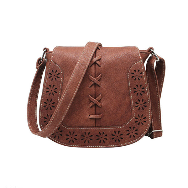 Weaving Small Women Shoulder Bags Stylish Wild Messenger Bags Elegant & Noble Female Crossbody Bag