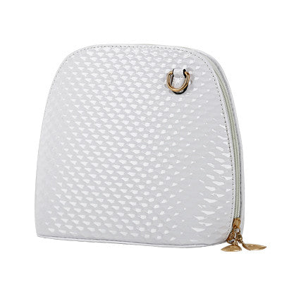 Casual Criss Cross Small Shell Handbag Evening Clutch Party Purse Shoulder Crossbody Bag