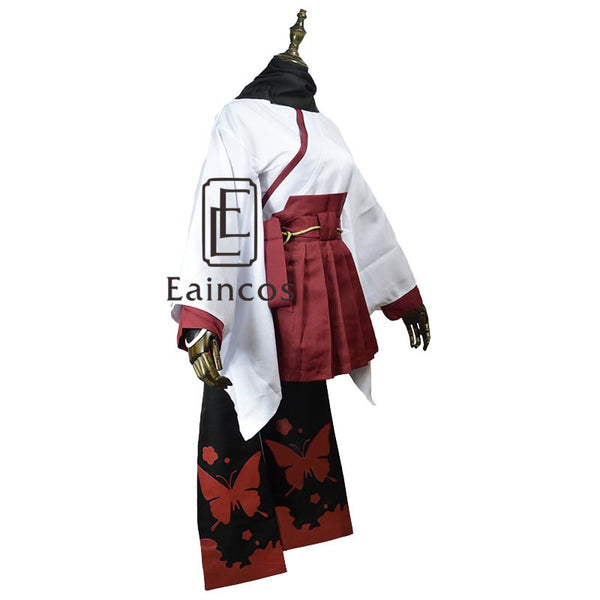 Anime Inu X Boku Ss Shirakiin Ririchiyo Atavistic Uniform Cosplay Halloween Women Costumes Full Set