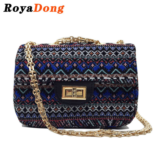 Women Shoulder Vintage Small Crossbody Bag