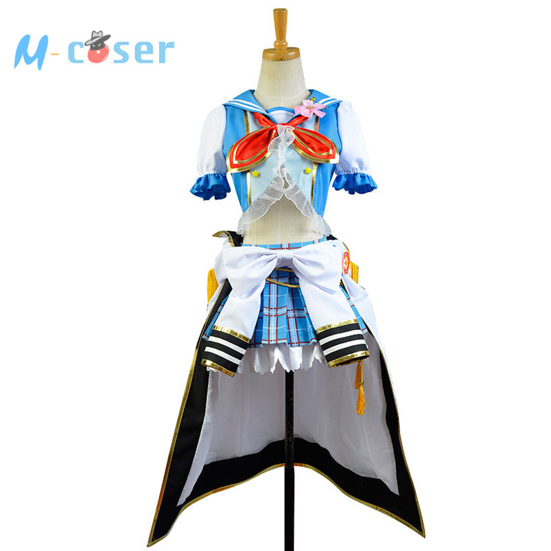 Love Live Nico Yazawa Navy Uniform Sailor Halloween Cosplay Costumes For Women