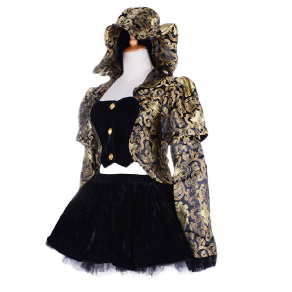 Mad Hatter Alice In Wonderland Women Halloween Costumes Magician