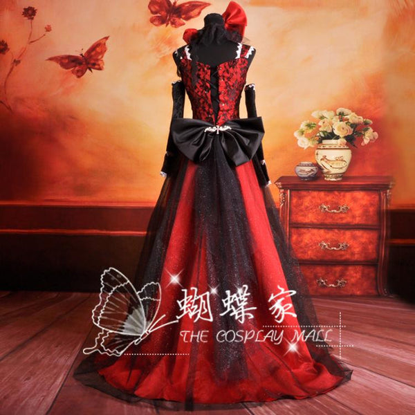Women Medieval Renaissance Victorian Costumes Halloween Party