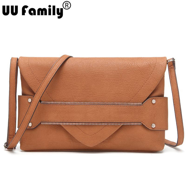 Crossbody Bag For Women Handbags Solid Tote Envelope Bag