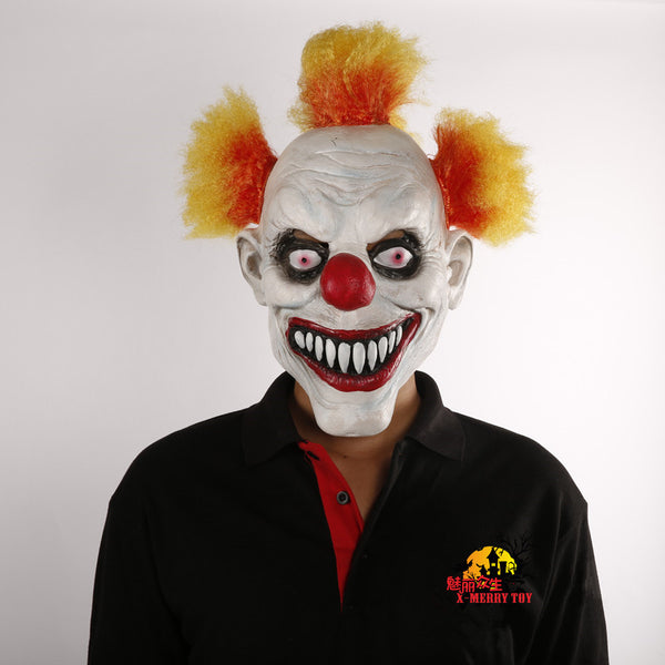 Clown Smile Halloween Mask